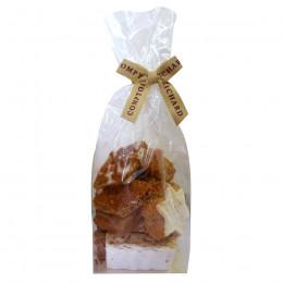 Sachet garni de biscuits de Noël assortis 150 g