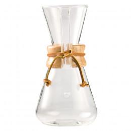 Cafetière filtration Chemex 3 tasses