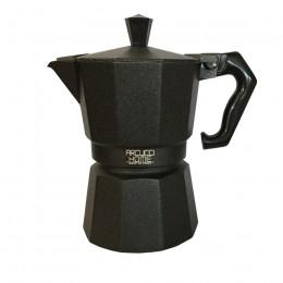 Cafetière Moka 6T noire