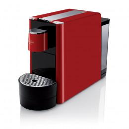 Machine Ventura rouge pour Capsules Premium Cafés Richard et 1 étui de 24 capsules premium n°8 Offert