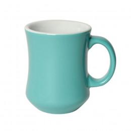 Mug porcelaine Loveramics bleu canard 25cl