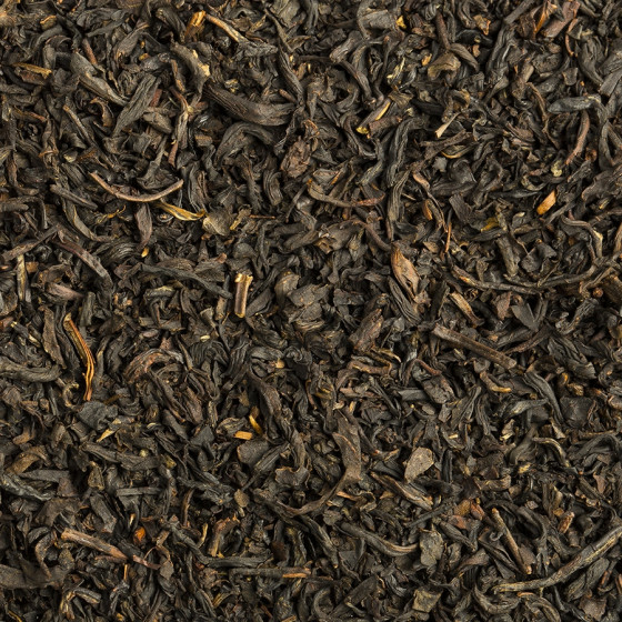 Thé noir de Chine Jardin fumé vrac