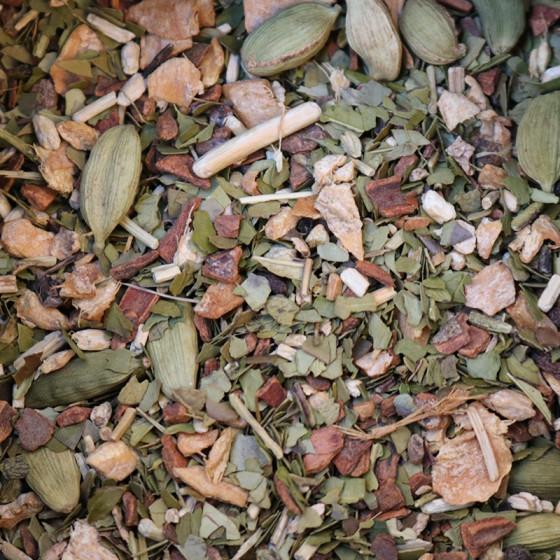 Maté vert aromatisé Épices vrac