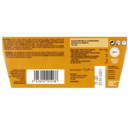 Tablette de chocolat noir Bio 74% orange Tohi 70g