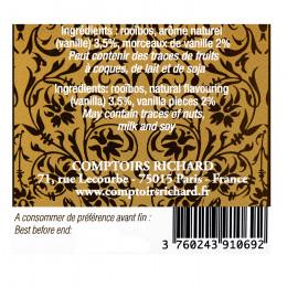 Rooïbos aromatisé à la vanille x15 sachets voiles suremballés