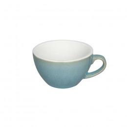 Tasse Barista Egg Cappuccino  bleu irisé 200ml