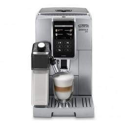 Robot Café De Longhi FEB 3795.S et 2 paquets de 250g de café en grains et 6 verres à café 9cl offerts