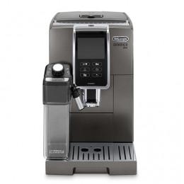 Robot café De'Longhi FEB 3795.T et 2 paquets de 250g de café en grains et 6 verres à café 9cl offerts