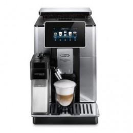 Robot café De'Longhi PrimaDonna Soul et 3 paquets de 250g de café en grains et 2 verres expresso Cafés Richard 8cl