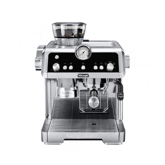 Robot à café De'Longhi Specialista FEX 9335.M et 2 paquets de 250g de café en grains et 6 verres à café 9cl offerts
