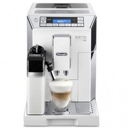 Robot café De'Longhi Eletta cappuccino Top et 3 paquets de 250g de café en grains et 2 verres expresso Cafés Richard 8cl