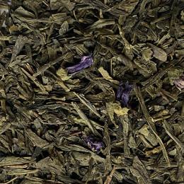 Thé vert aromatisé Parfum Violette 100g