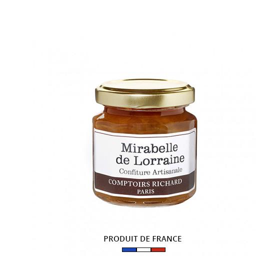 Confiture de Mirabelle de Lorraine 120g