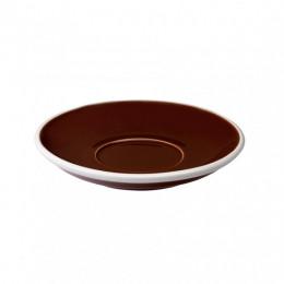 Soucoupe Egg Cappuccino marron