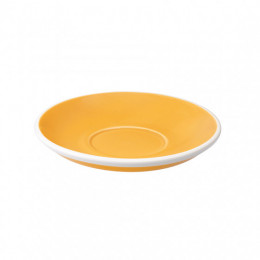 Soucoupe Egg Cappuccino jaune
