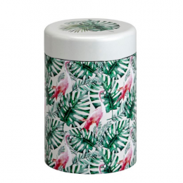 Boîte à motif Jungle Flamingo 125g Eigenart
