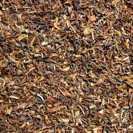 Thé noir d'Inde Jardins de Darjeeling TGFOP vrc