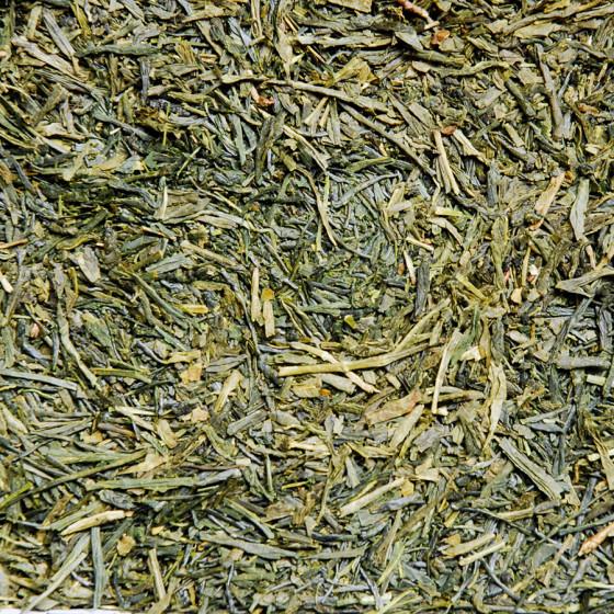 Thé vert du Japon Lumière Sencha Natural Leaf vrac